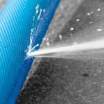 Comment effectuer la réparation d'une fuite d'eau?